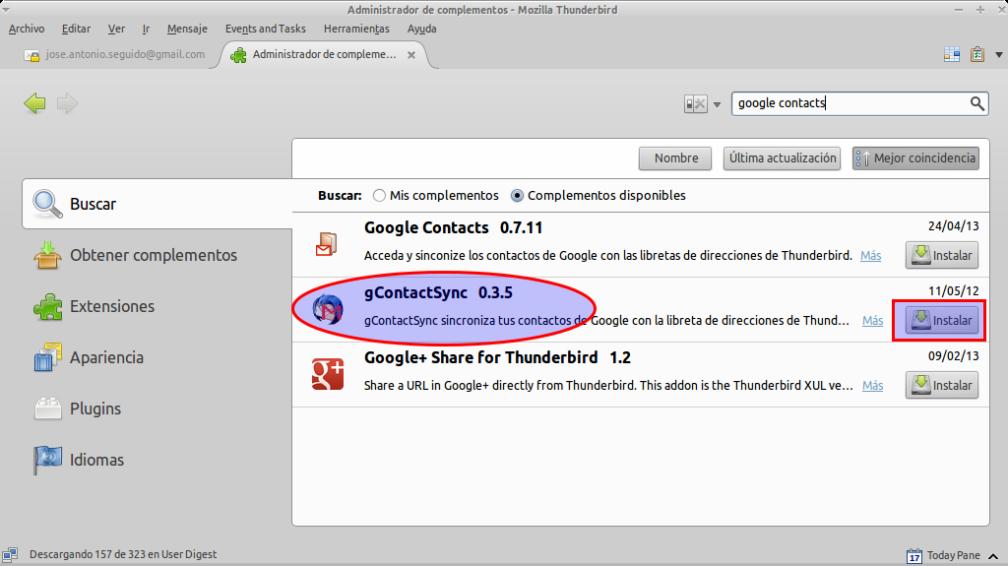 Administrador de complementos - Mozilla Thunderbird_038