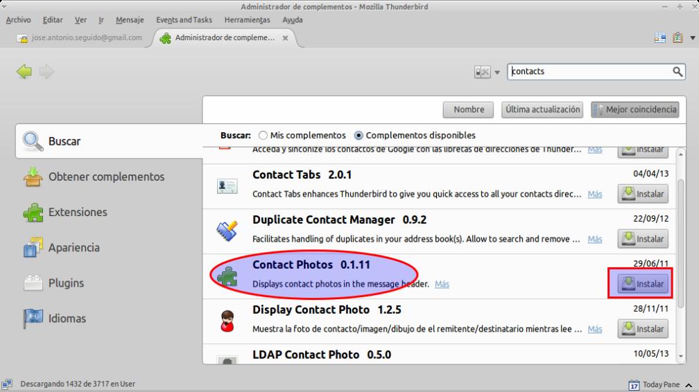 Administrador de complementos - Mozilla Thunderbird_041