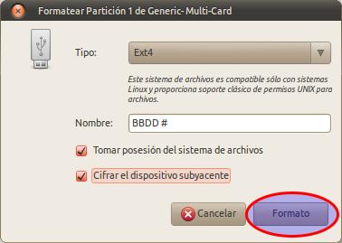Formatear Partición 1 de Generic- Multi-Card_008