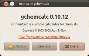 Acerca de gchemcalc_004